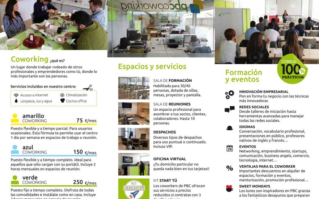PBC Coworking: Un centro de (hacer) negocios