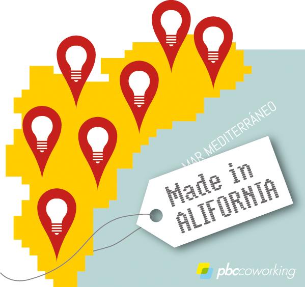 Made in Alifornia - PBC Coworking