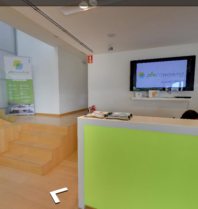 Visita virtual a PBC Coworking