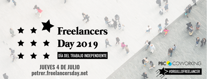 FREELANCERS DAY PETRER-ELDA 2019