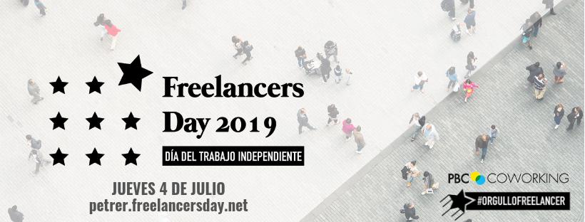 PBC Coworking Freelancers Day Petrer Elda 2019